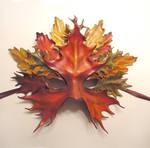 Leather Leaf Mask by Teonova