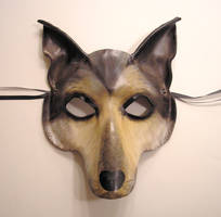 Leather Mask of A Dog 2 by teonova