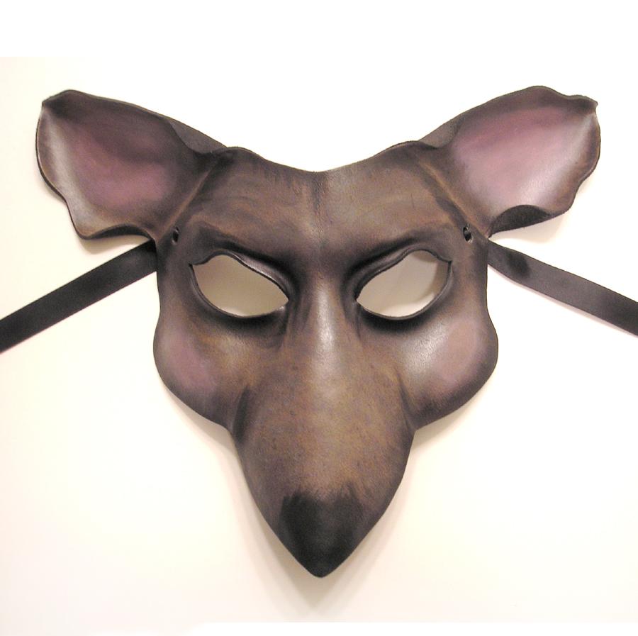 Крыса маска своими руками