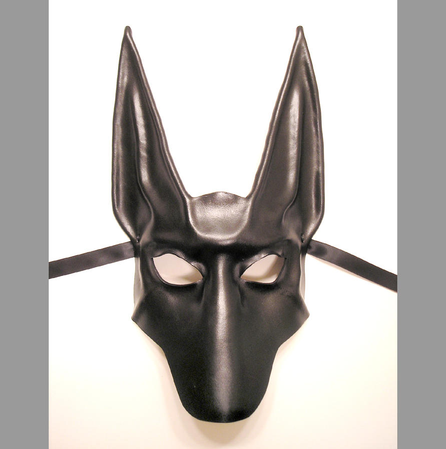 how to make leather masks at home