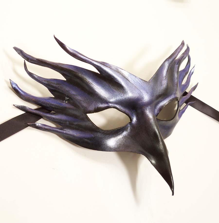 Crow Mask Craft