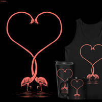 Flamingo Luv - Design