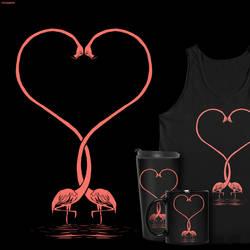 Flamingo Luv - Design