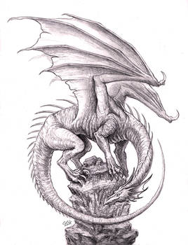 Hunched Dragon
