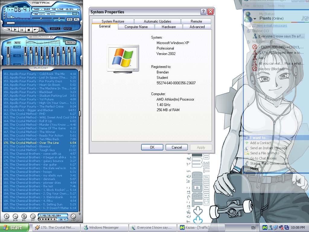 XYV Screenshot 3 by xyv