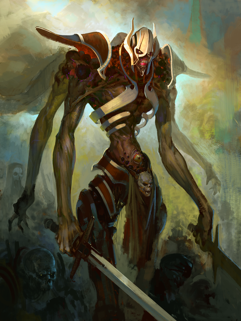 wars reimagined general grievous by unccleulty on