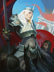 Dragon Age: Religions of Thedas - Andraste