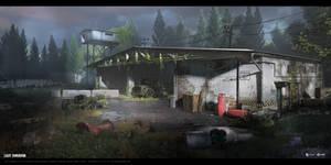 Last Survivor - Garage (Exterior)