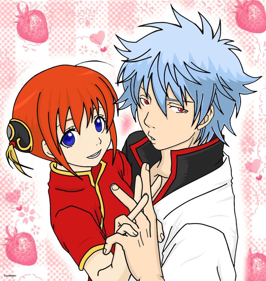 gintoki and kagura relationship test