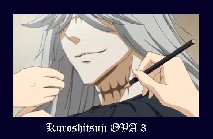 Kuroshitsuji Ova Undertaker By Black Butler Full Body