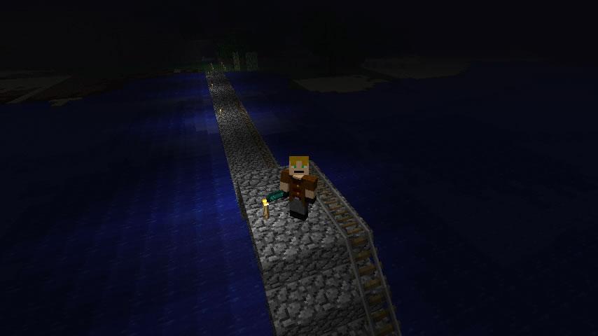 Current Minecraft Skin by Jhumperdink