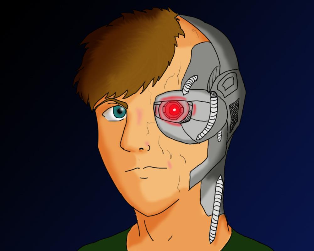 Bionicfacedark2 by Jhumperdink
