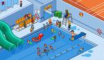 Interior 1: Swimming Pool