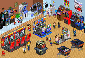 SuperPLAY Arcade by gunstar-red