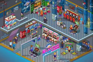 GamesTM Issue 28 Arcade by gunstar-red