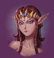 Zelda by Dylean