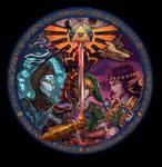 Legend of Zelda Poster Commission