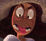 One face a day #86/365. Connie (steven universe)