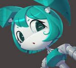 One face a day203 Jenny My Life as a Teenage Robot