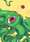 Select your fighter- Gotcha ya Shuma Gorath