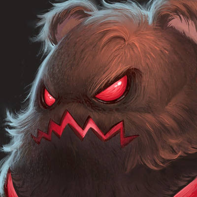 Devil Bear - disgaea 5