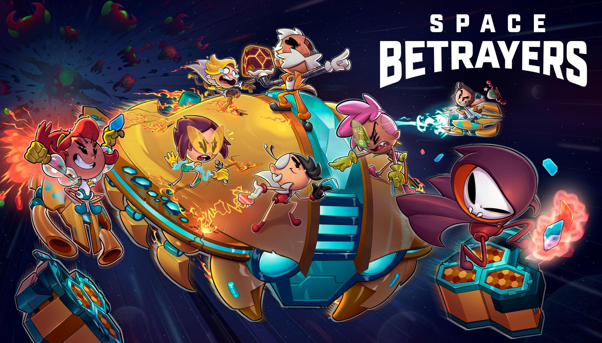Space Betrayers