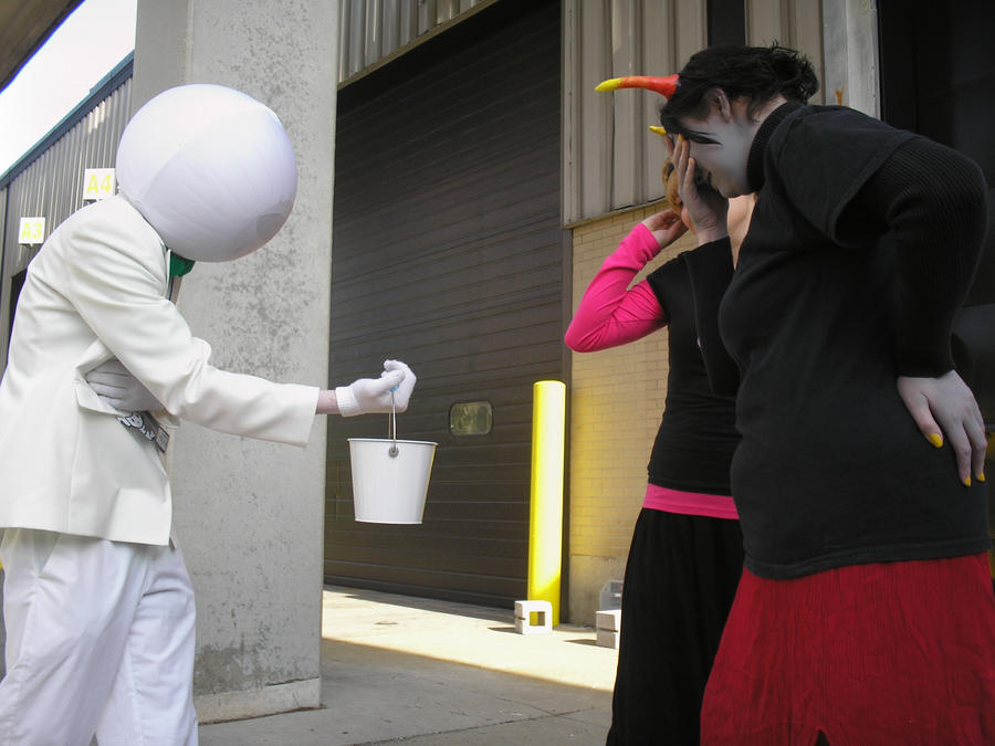 Homestuck Acen 15 by ChoppertheNinja