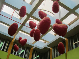Chained Hearts by ninquetari