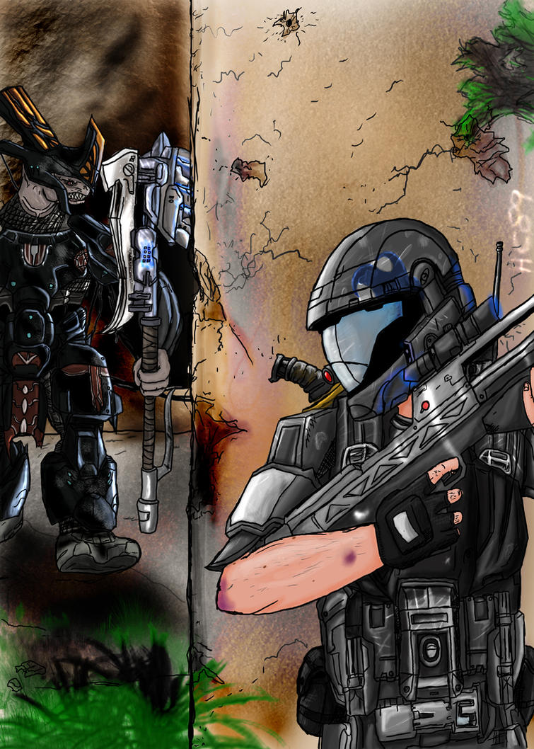 Prepare for Conflict 0.5 by Guyver89
