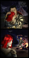 Dragon Age: Admitting Love 2 by Guyver89