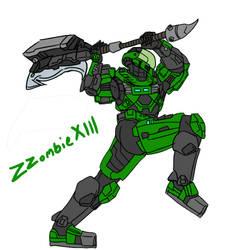 MySpartanFriends ZZoMBIE13 by Guyver89