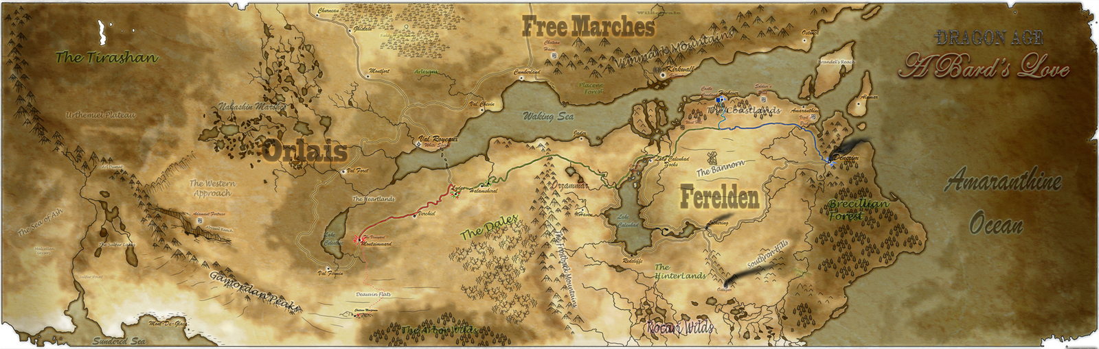 Dragon Age: A Bard\'s Love Map HE1- O11 by Guyver89 on DeviantArt