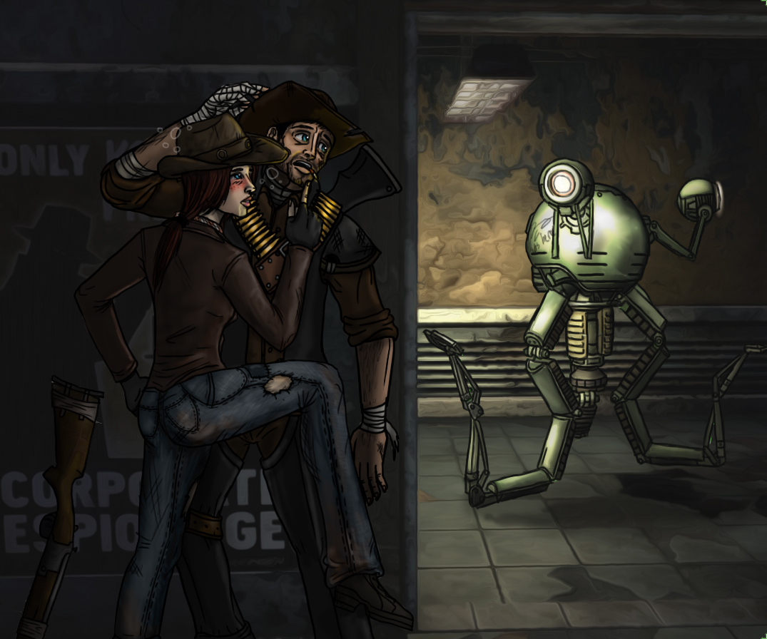 Fallout: A Seducing in REPCONN by Guyver89 on DeviantArt