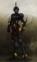 Cryptic Guyver 2014 by Guyver89