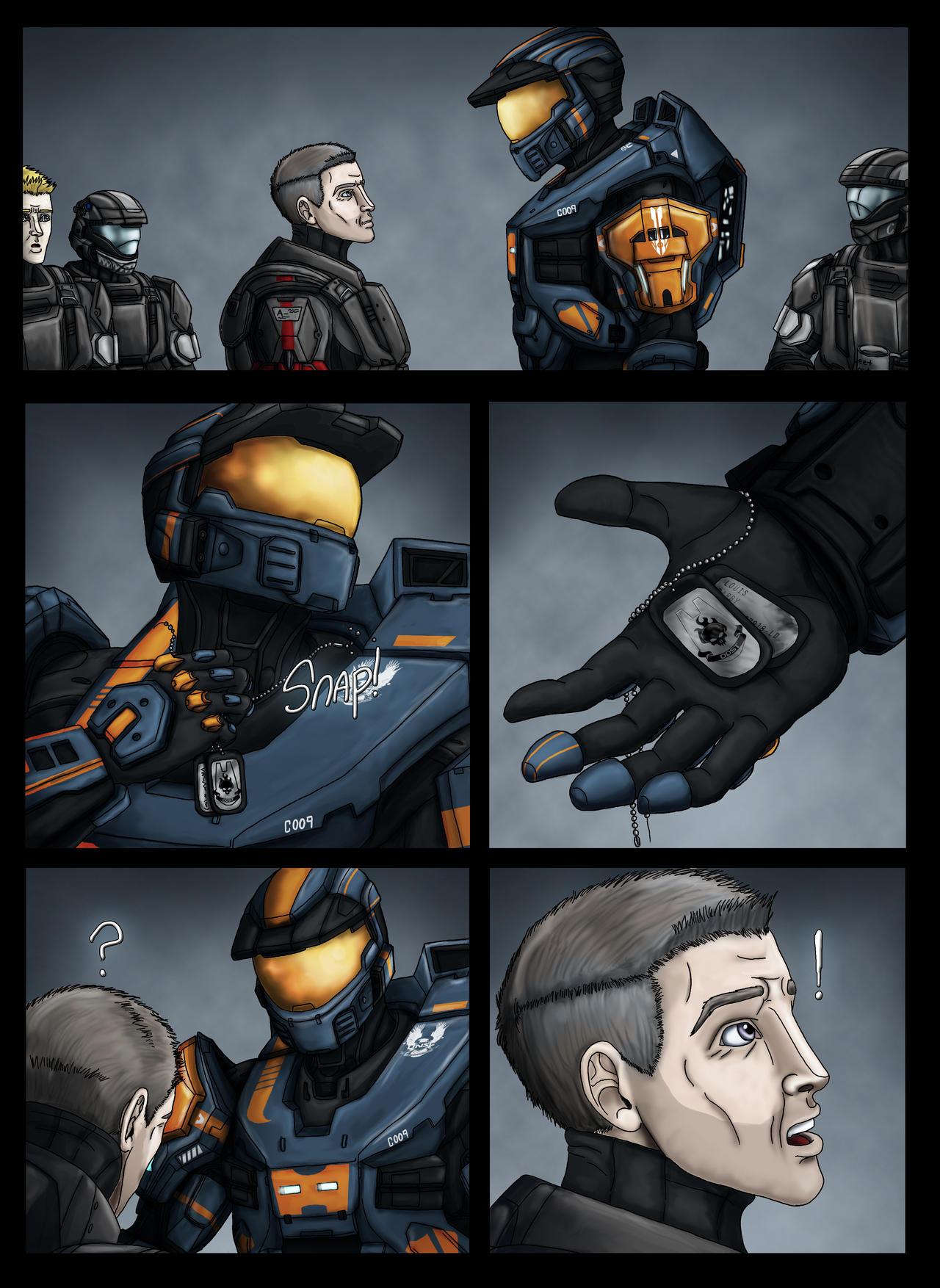 My Halo Related Art (Armor/Comics/etc...) | Community