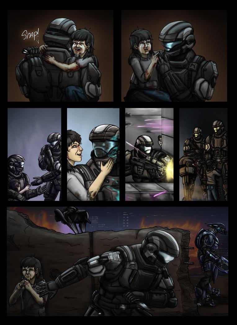 Halo Dogtag Origins Page 4 By Guyver89 On Deviantart