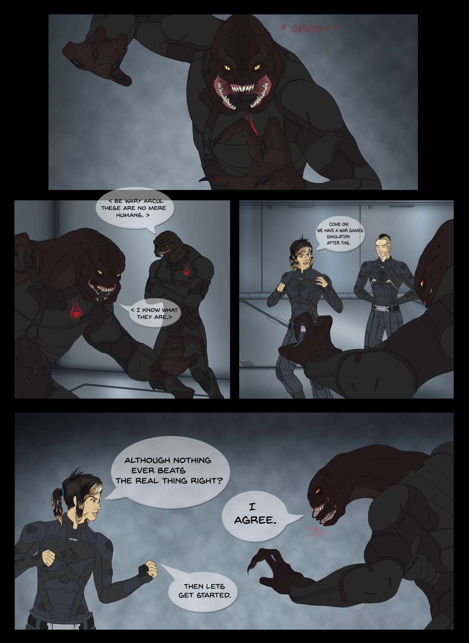 Halo Ammunition: Anvil Initiative Pg 7 by Guyver89 on