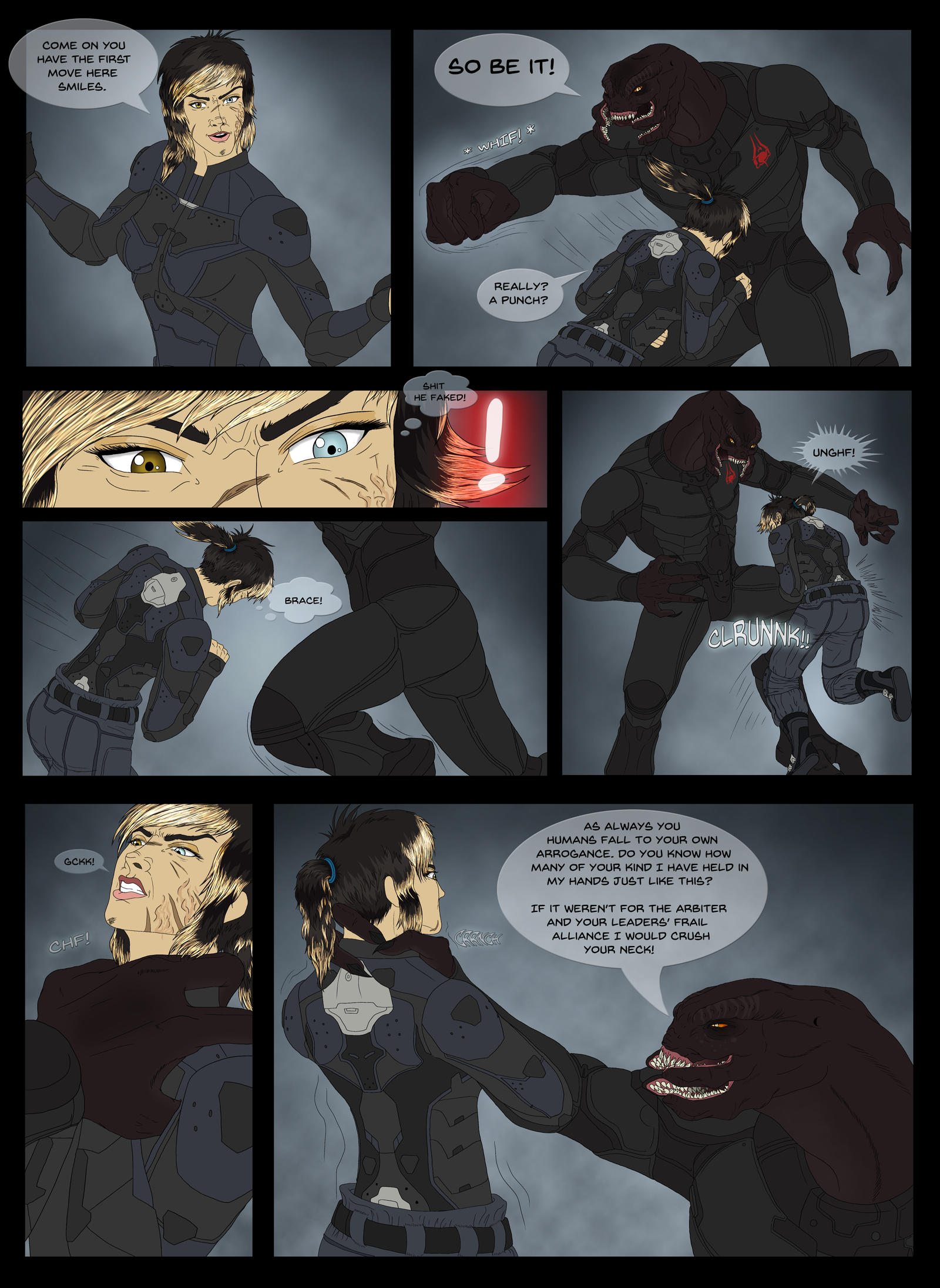 Halo Ammunition: Anvil Initiative Pg 4 by Guyver89 on