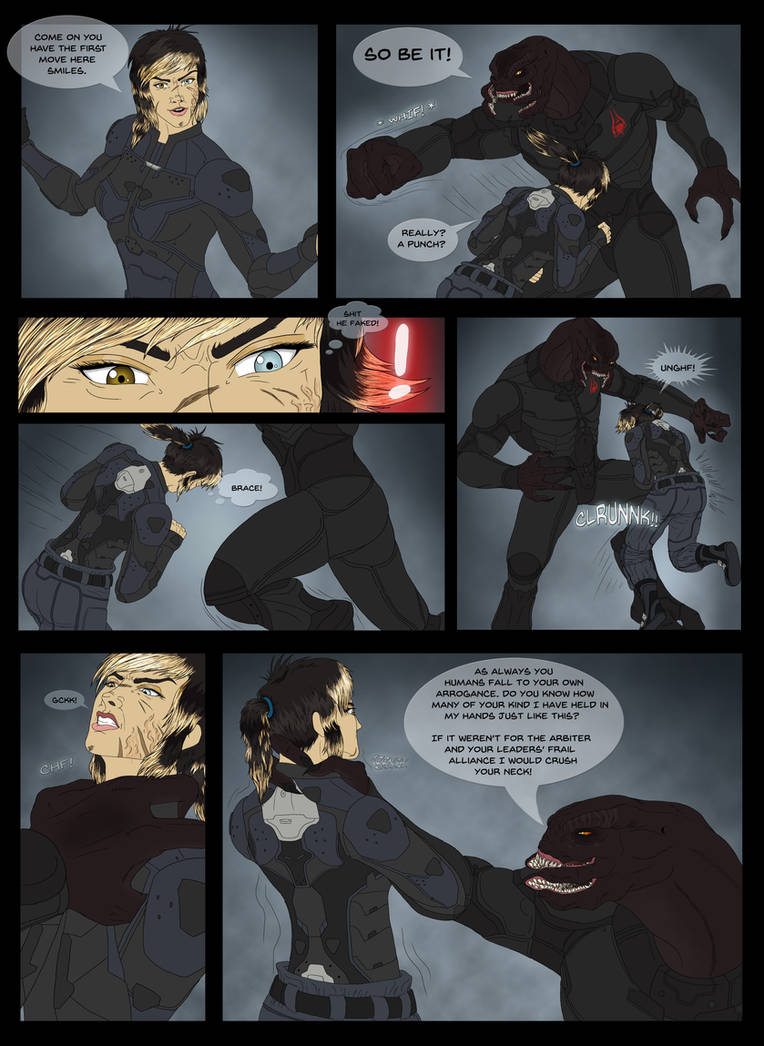 Halo Ammunition: Anvil Initiative Pg 2 by Guyver89 on