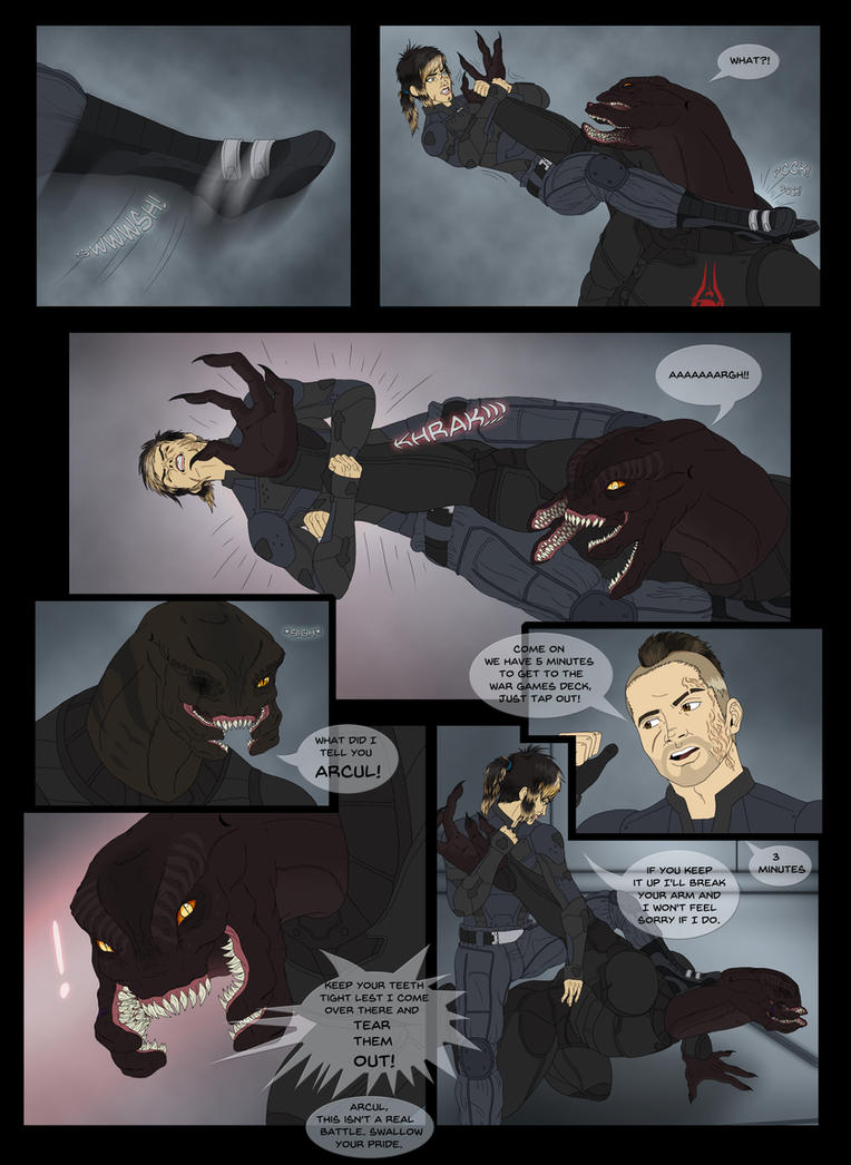 Halo Ammunition: Anvil Initiative Pg 3 by Guyver89 on