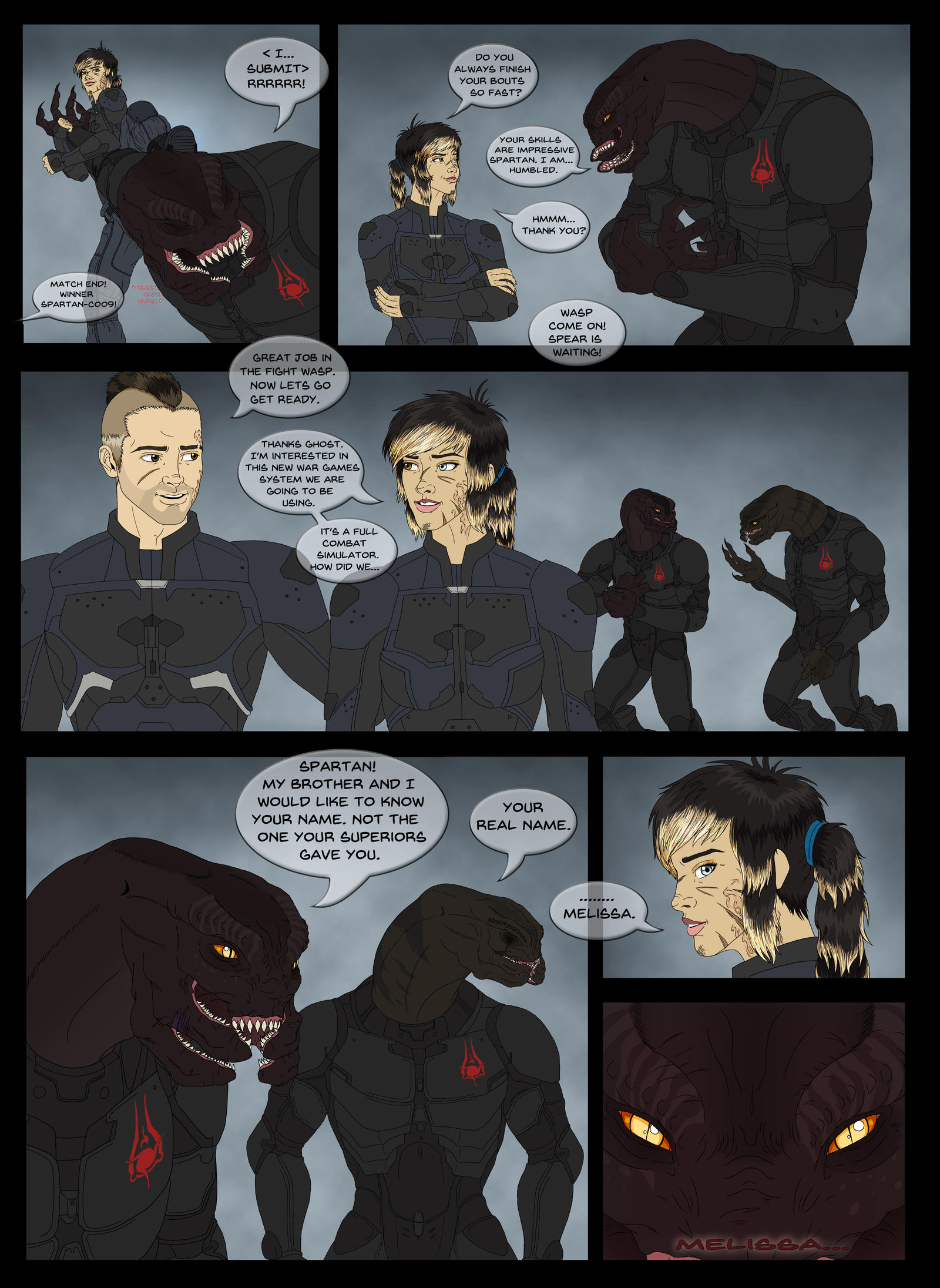 Halo Ammunition: Anvil Initiative Pg 7 by Guyver89 | Halo