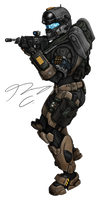 Commission - Spartan Colachsso 2