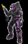 Commission - Spartan A131