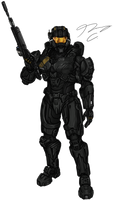 Commission - Spartan MrSkits 4