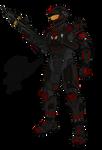 Commission - Spartan Eliasz