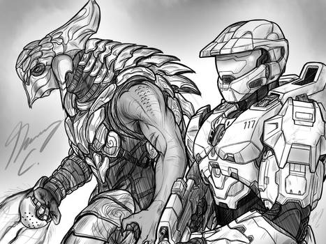 Halo-Ween 2019 - #8 Were it so Easy
