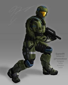 Fire Team Quiver: Wasp SPI RH