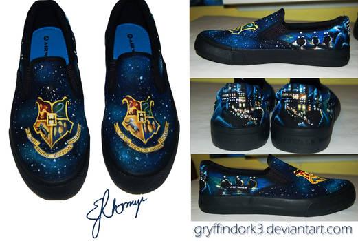 Hogwarts Shoes