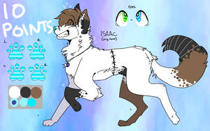 dog adopt TAKEN by passiion-fruiit