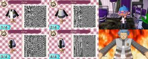 Animal Crossing New Leaf: Cyrus QR Code